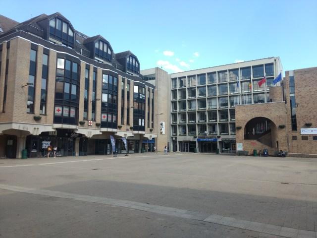 Louvain-La-Neuve , Belgium