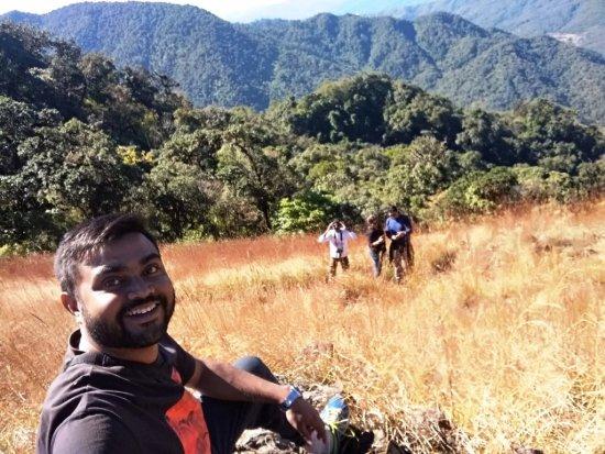 Ukhrul Shirui Hills