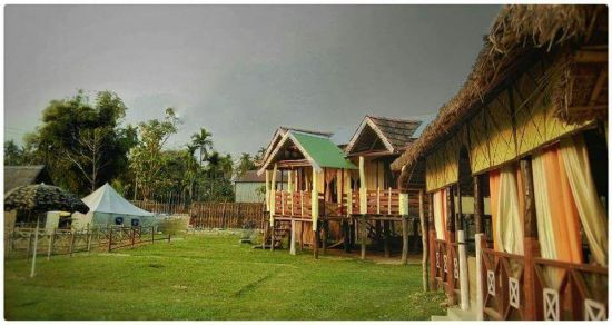 Buxa Eco Cottages