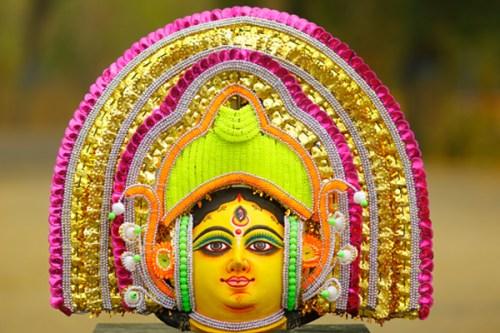 Chau Mask of Charida-Purulia