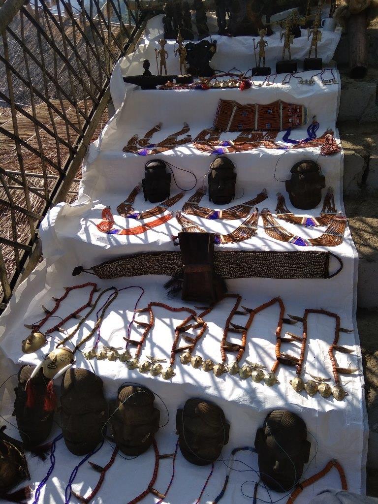 Tribal Souvenir in Hornbill Festival