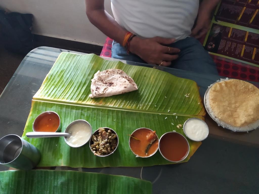 Local Food-Coorg tour from Kolkata