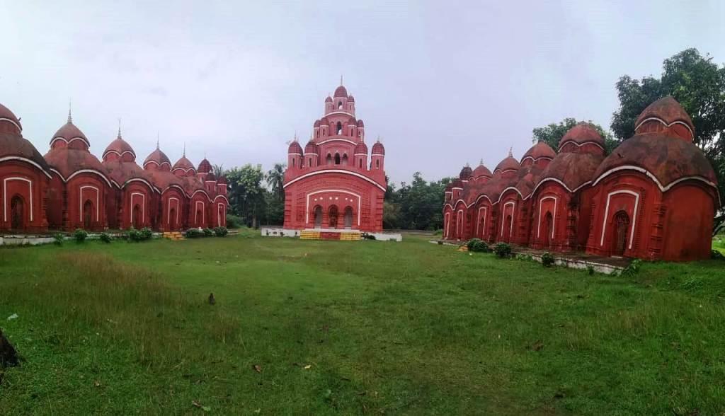 Sukharia Anandamoyee temple