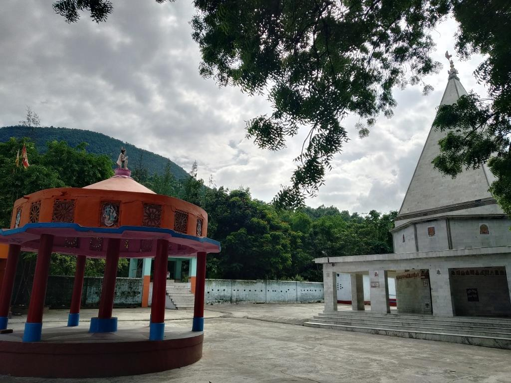 Biharinath Temple