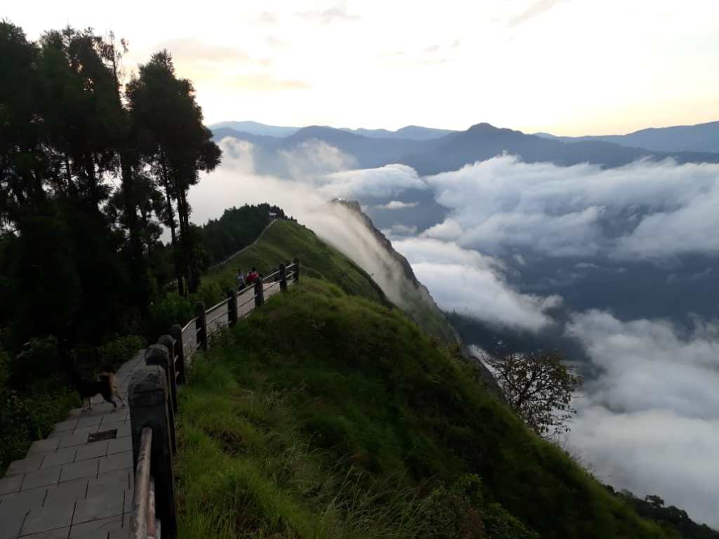 Tarey Bhir,South Sikkim