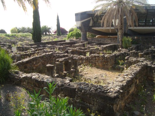 12-Israel-Nazreth-Capernaum-Remains of Fisherman Village-6