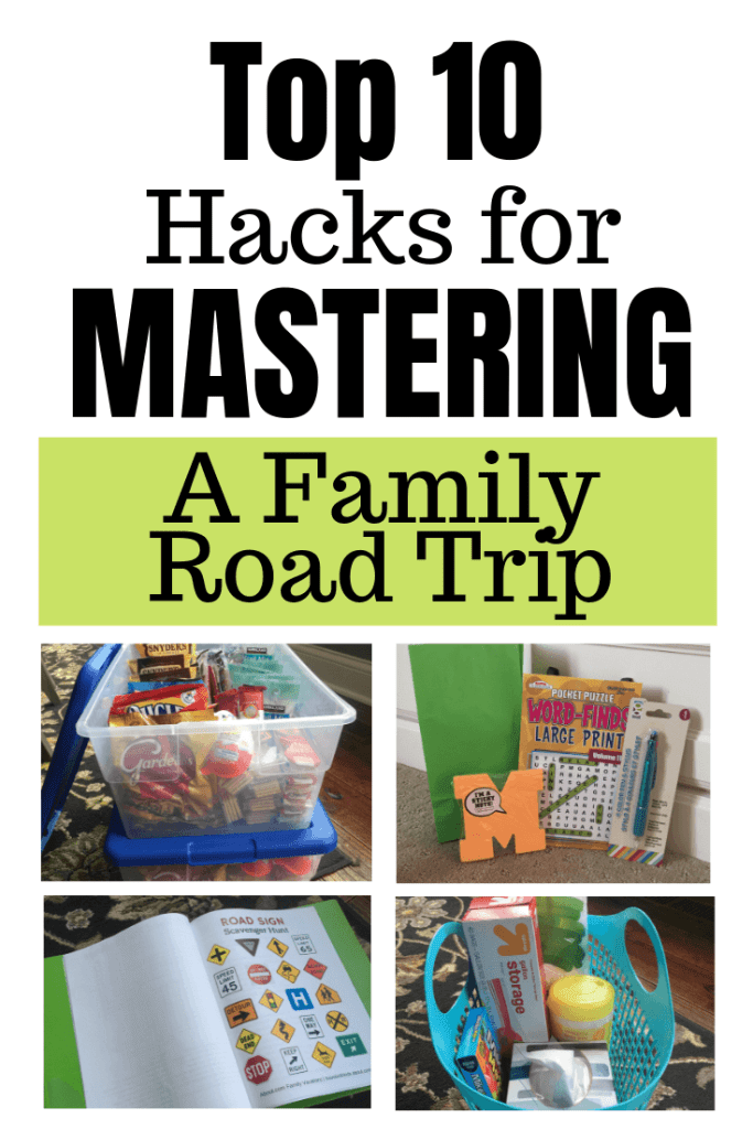 Family road trip tips featured by top US family travel blog, Travel with a Plan