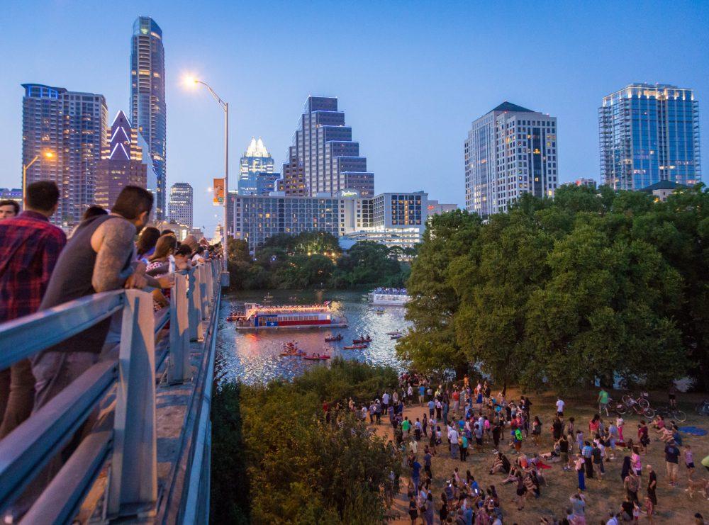 Top US Travel Blog highlights a girls weekend in Austin TX: Congress Avenue Bridge