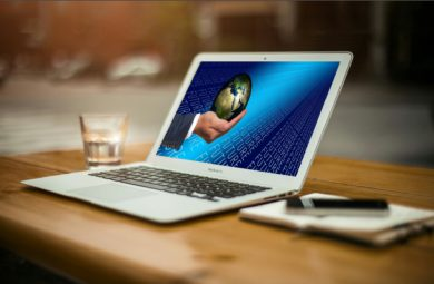Blogger blogging to help increase blogging motivation