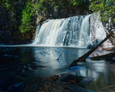 Minnesota Bucket List - waterfalls