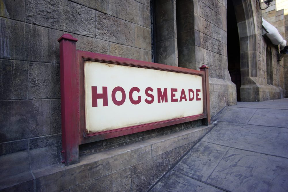 Hogsmeade at Islands of Adventure