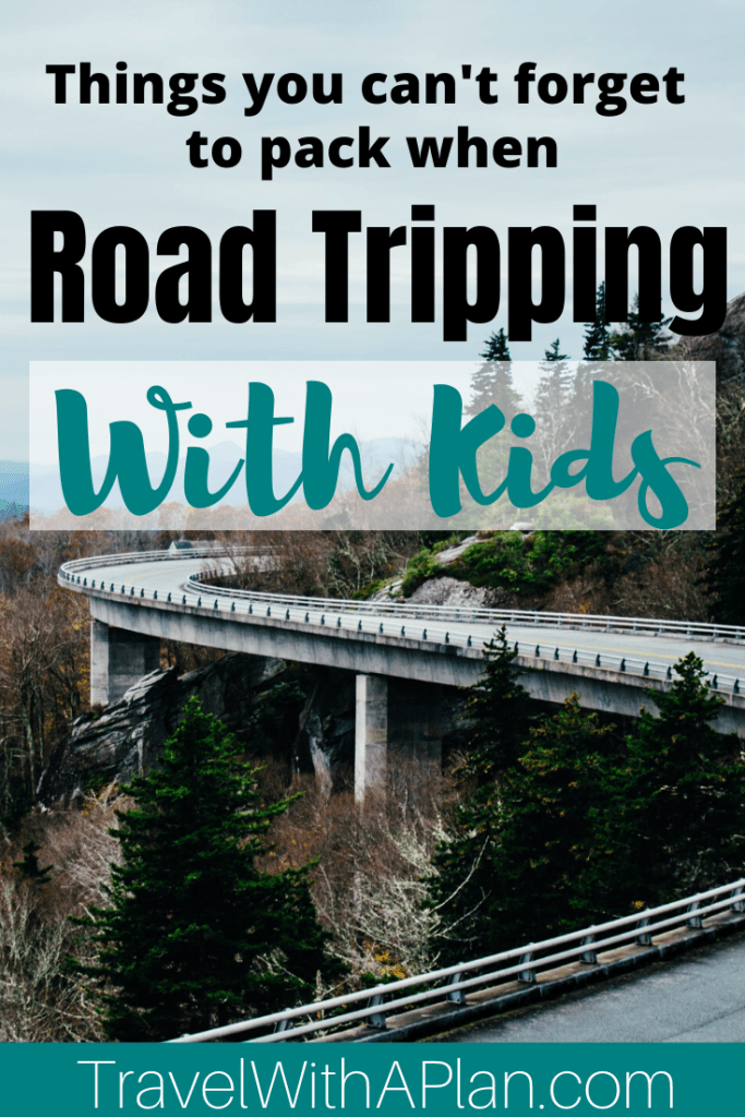 Top U.S. Family Travel Blog, Travel With A Plan, shares their family road trip packing list printable that they have perfected after years of road tripping together as a family!  Every item you will need for the perfect family road trip is included!  #roadtripessentials #familyroadtrippackinglist #roadtriplist #printableroadtripchecklist #familytravel #roadtriptips