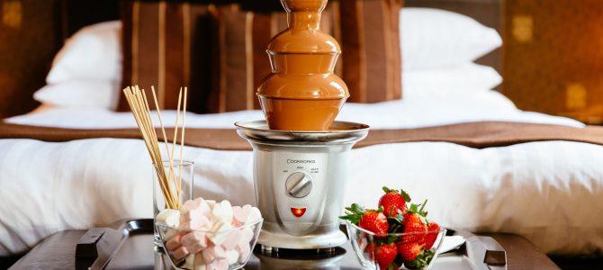 Ce spui de o vacanta de Ciocolata ?