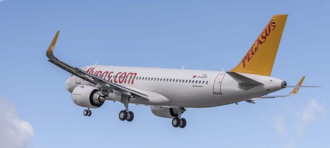 Pegasus Airlines aniverseaza 6 ani de cand sunt in Romania