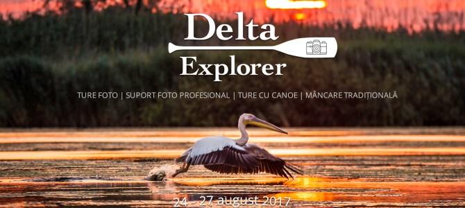 Hai in tabara #DeltaExplorer 24-27.08.2017