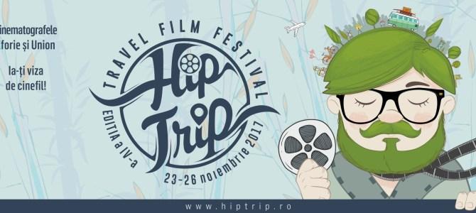 Incepe editia a patra a HipTrip – Travel Film Festival