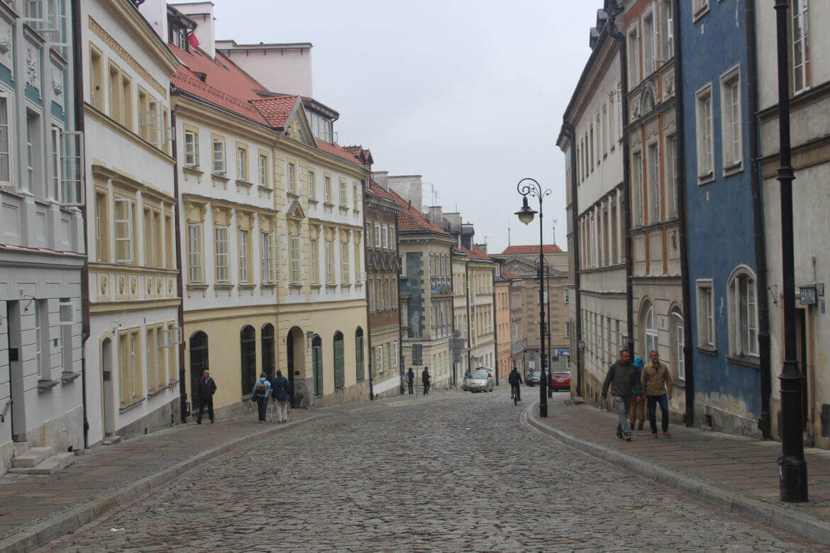 warsaw cover photo