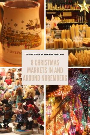Top 8 Christmas Markets in or around Nuremberg Germany