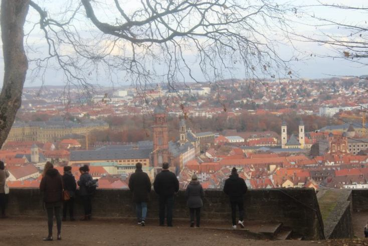 Wurzburg day trip from Munich Germany