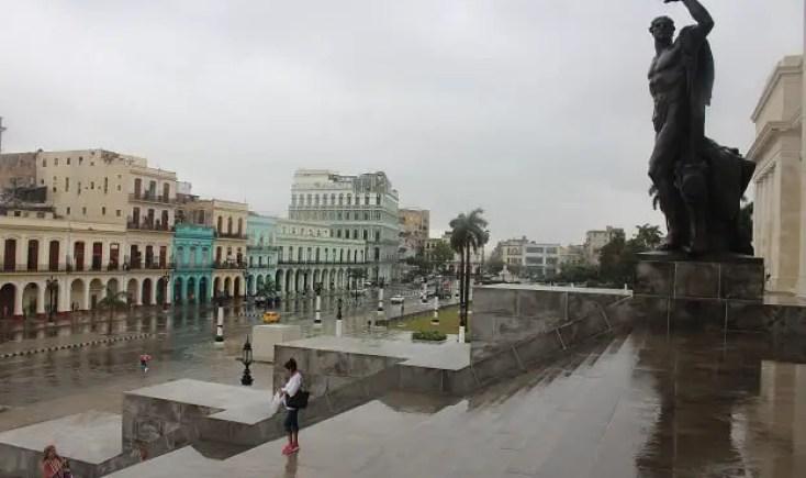 Havana from El Capitolio