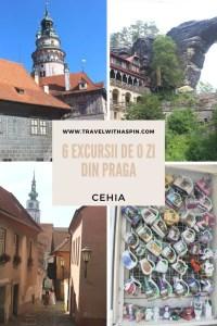6 Excursii de o zi pornind din Praga, Cehia