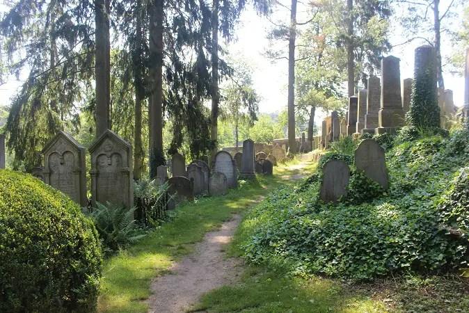 Jewish Cemetery Trebic