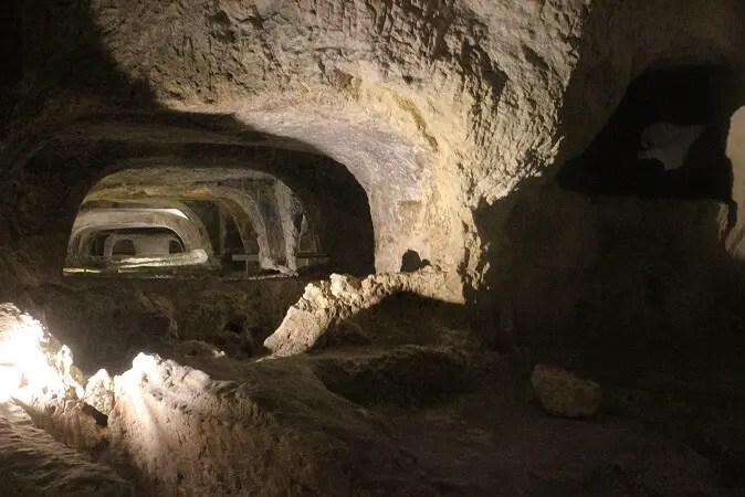St. Paul Catacombs