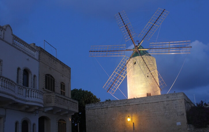 Ta'Kola Windmill