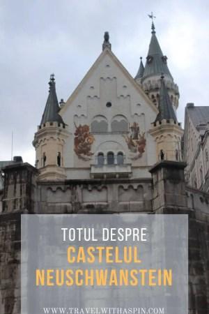 Tot ce trebuie sa stii inainate de a vizita Castelul Neuschwanstein