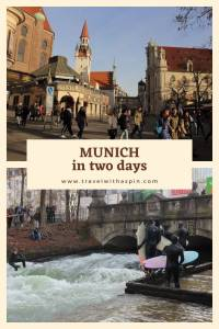 Two days in Munich quick guide