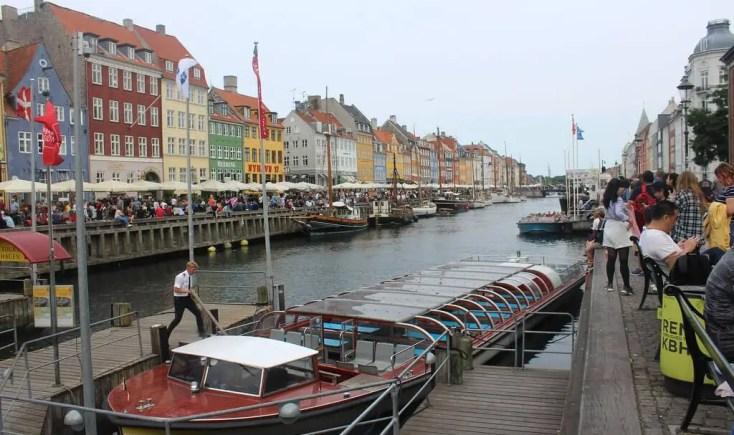 Nyhavn, Copenhaga, Danemarca