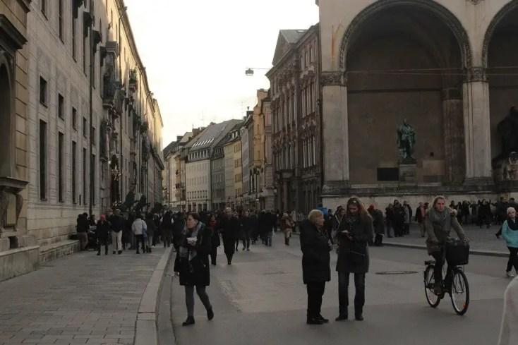 Odeonsplatz Munich