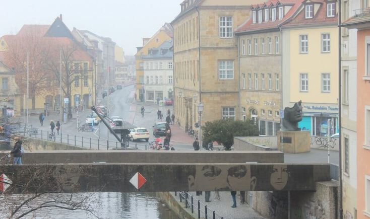 Old Center of Bamberg and Centurion