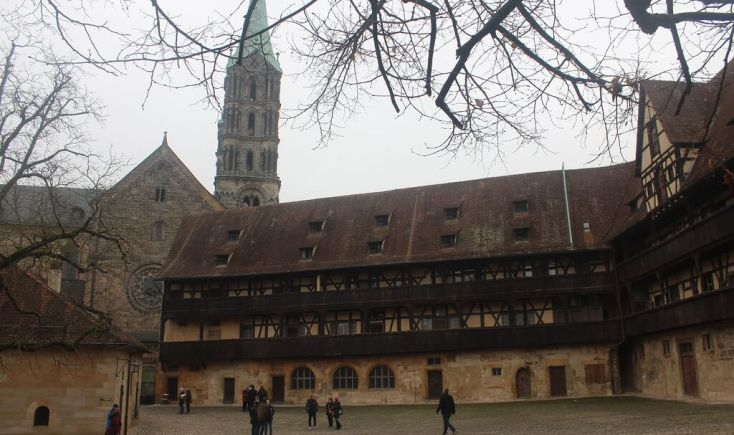 The Old Court of Bamberg