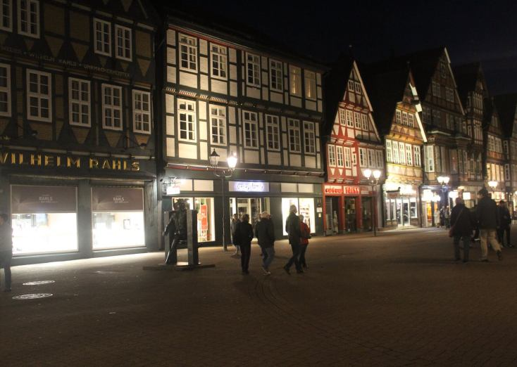 Celle, Germany, Hanovra