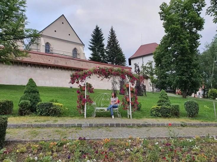 Cetatea medievală din Târgu Mureș
