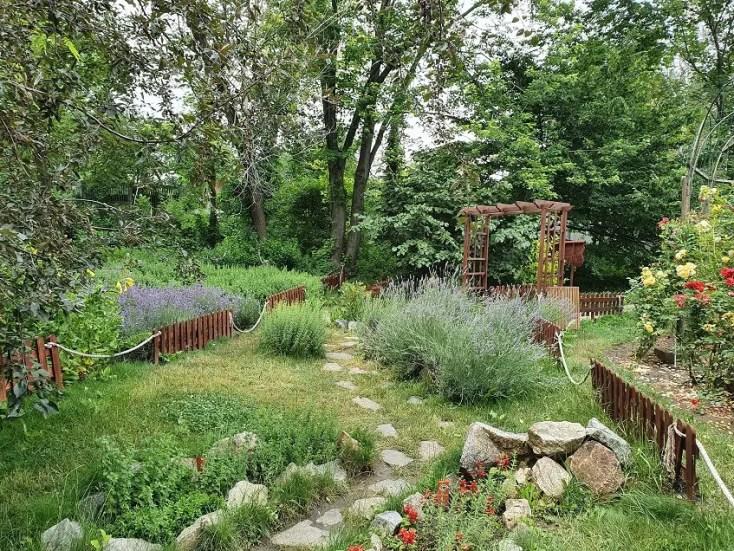 Grădina Botanica