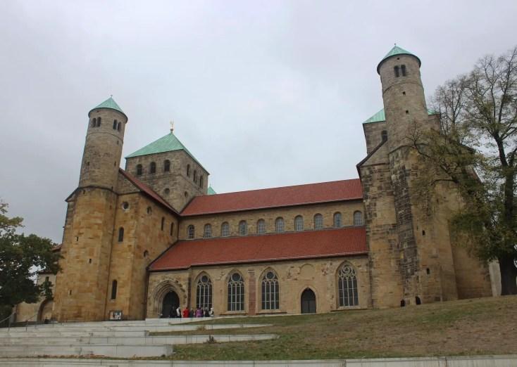 St Michael in Hildesheim, Germany, Hanovra