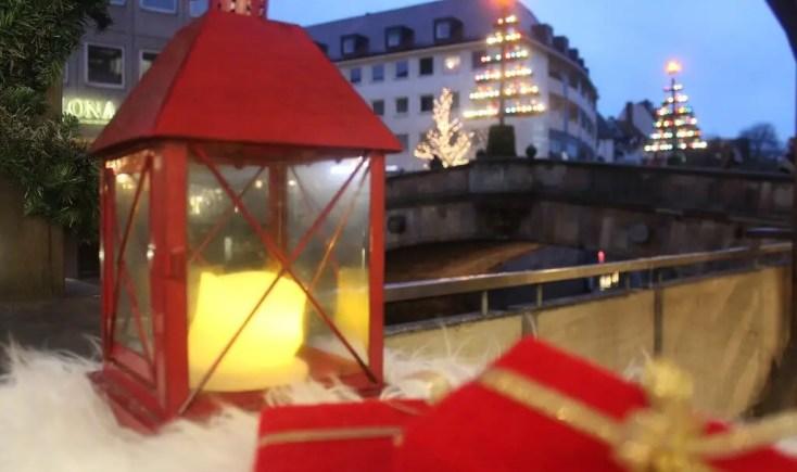 Nuremberg in December, Germany