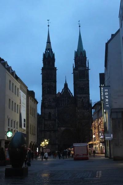 Church of St.Lawrence, Nuremberg, Germany