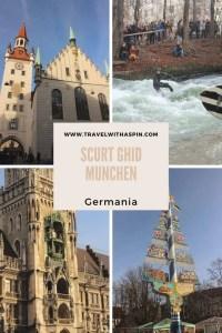 Ghid turistic doua zile city-break Munchen Germania