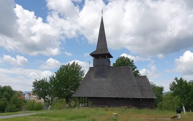 Biserica Lechința din Muzeul Satului, Țara Oașului