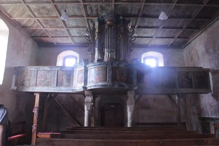 Ghelinta interior