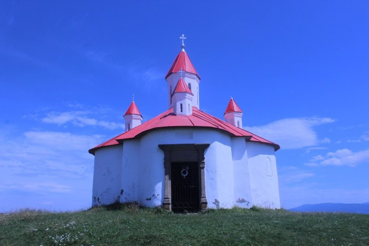 Capela din Sanzieni