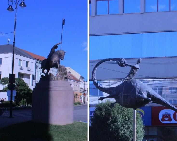 Statuile lui Sfantu Gheorghe, Covasna