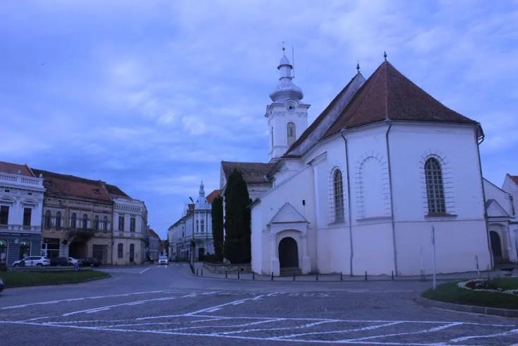 Biserica Reformata din Targu Secuiesc