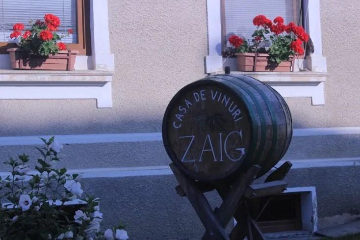 Casa de vinuri Zaig, Bistrița-Năsăud