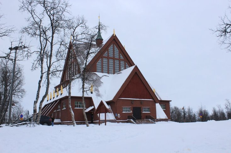 Biserica din Kiruna