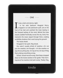 Cadouri pentru iubitorii de calatorii Kindle Paperwhite Amazon