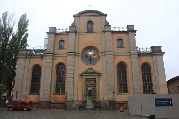 Storkyrkan Stockholm Gamla Stan